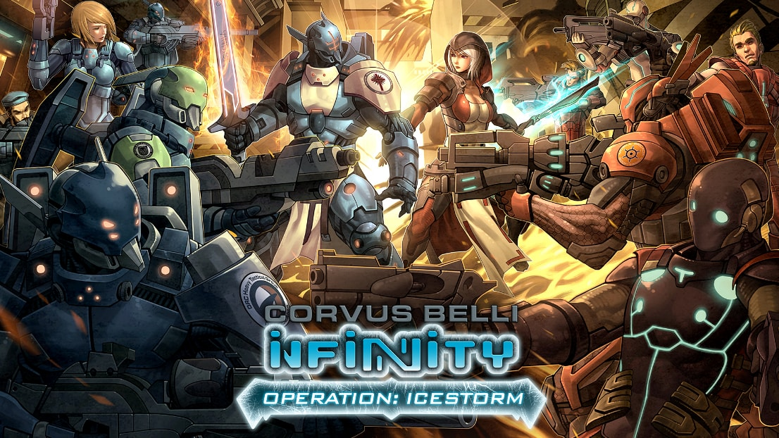 Как играть в Infinity, часть 1