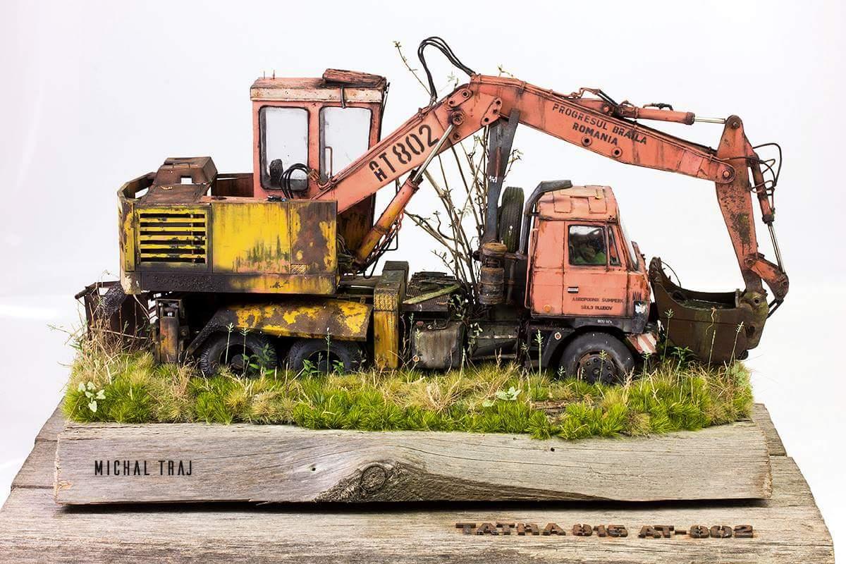 Фото дня: Tatra 815