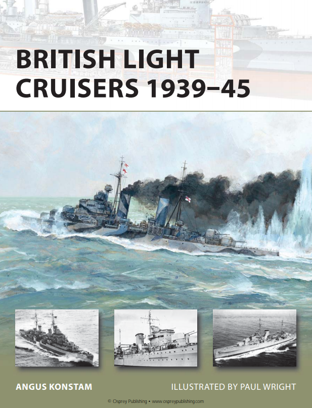 British Light Cruisers 1939–45
