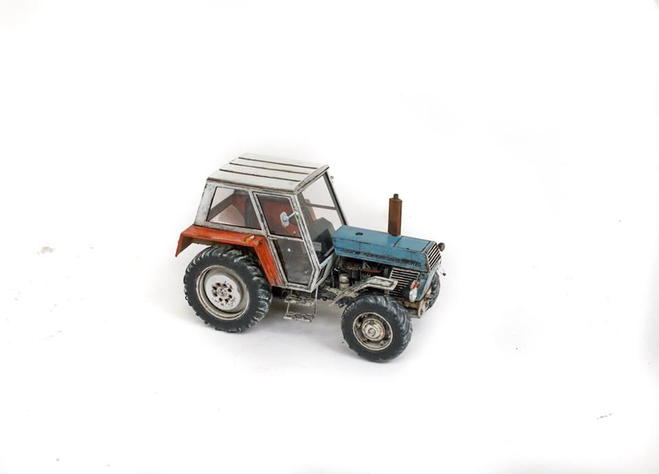 Трактор Zetor 8045