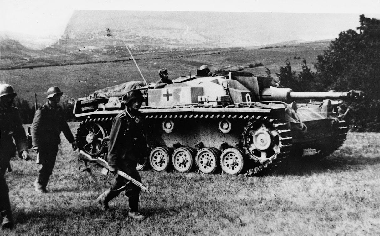 Камуфляж танков «StuG III»