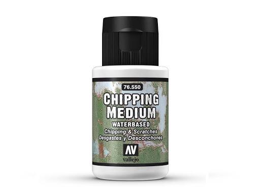 Что такое Chipping medium?