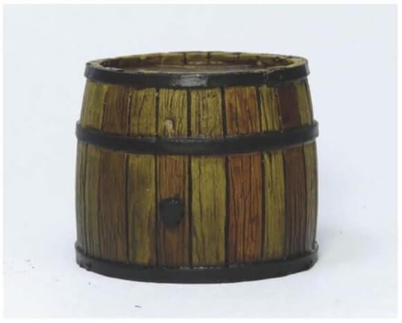 Наносим глейзы - Красим деревянные бочки - пошаговый гайд